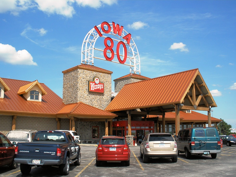 """Iowa 80"" World's Largest Truck Stop"