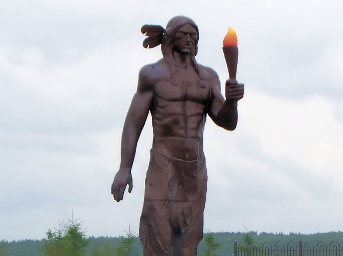 Glooscap, the Mi'kmaq God of Creation