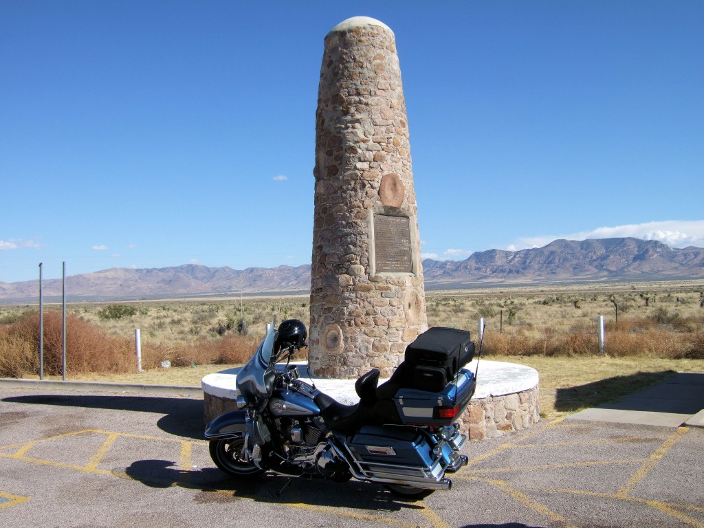Geronimo Surrender Memorial-Apache AZ