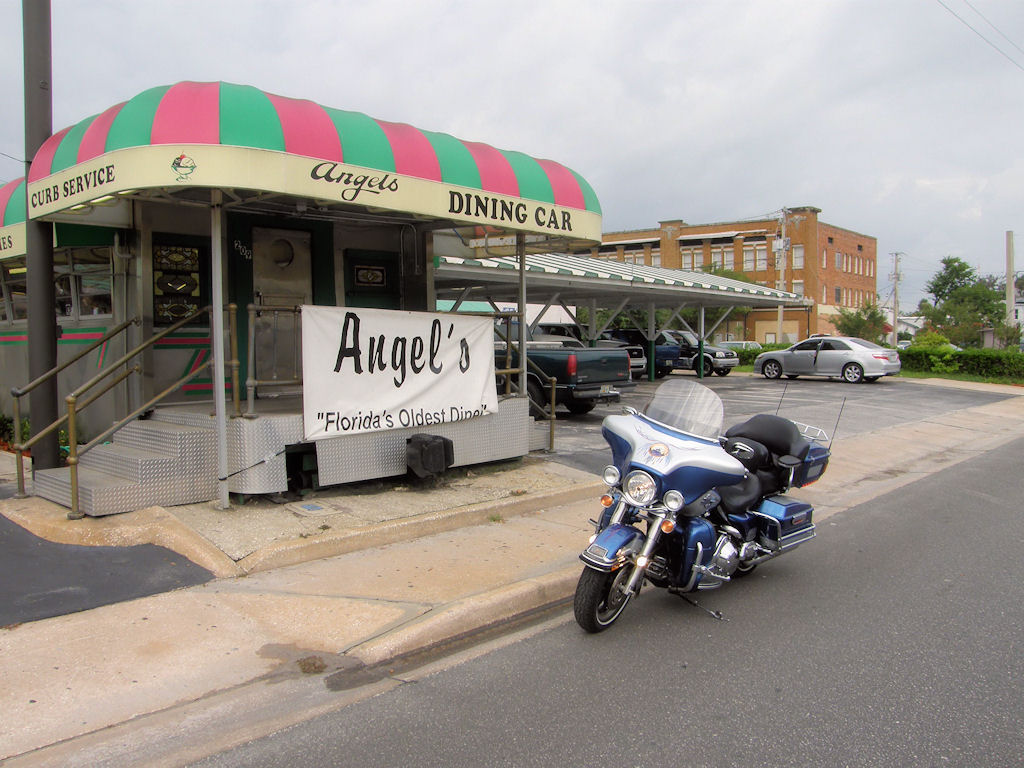 Angel's Diner It's Florida's Oldest!