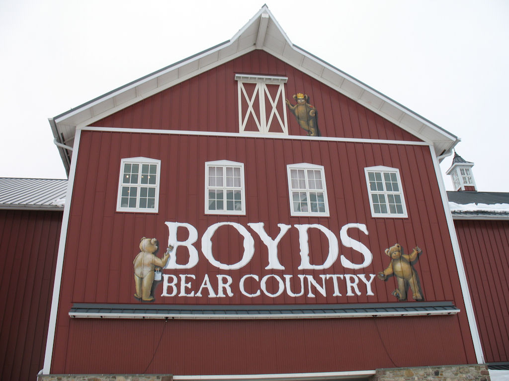 Boyds Bear Country