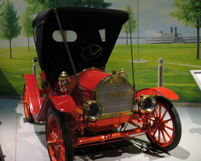 Hershey Antique Auto Museum part 1