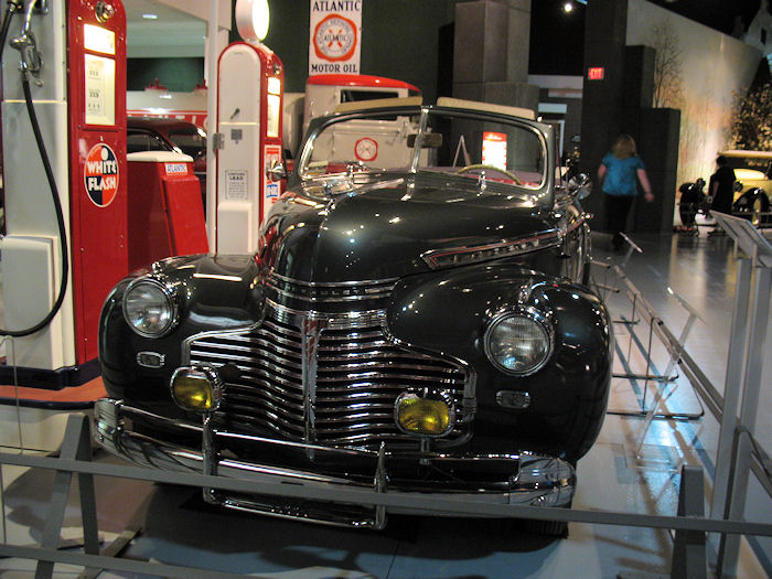 Hershey Antique Auto Museum Part 3
