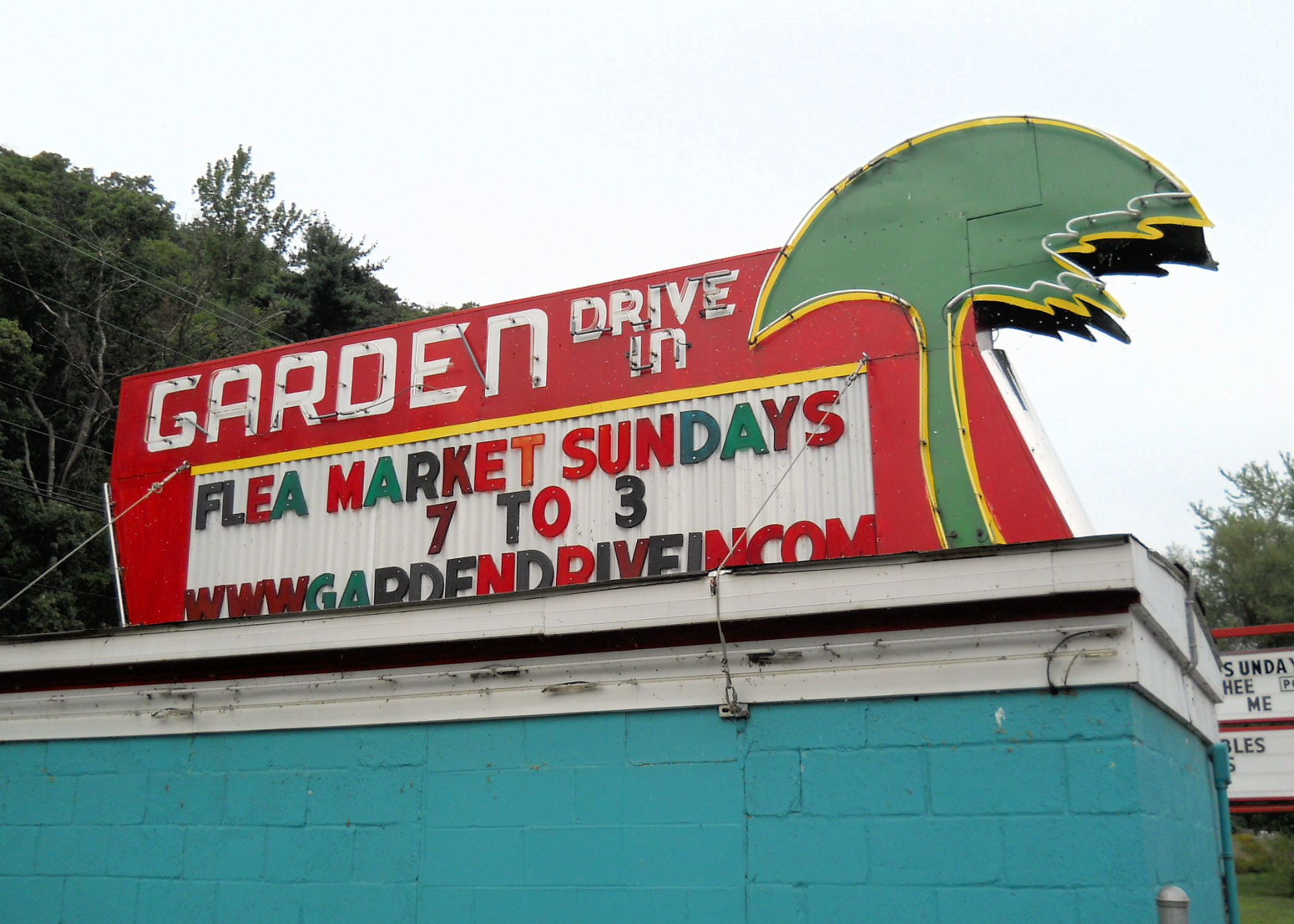 The Garden Drive-In