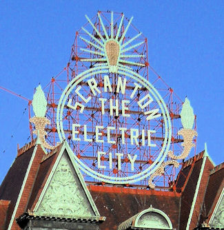 Scranton: The Electric City