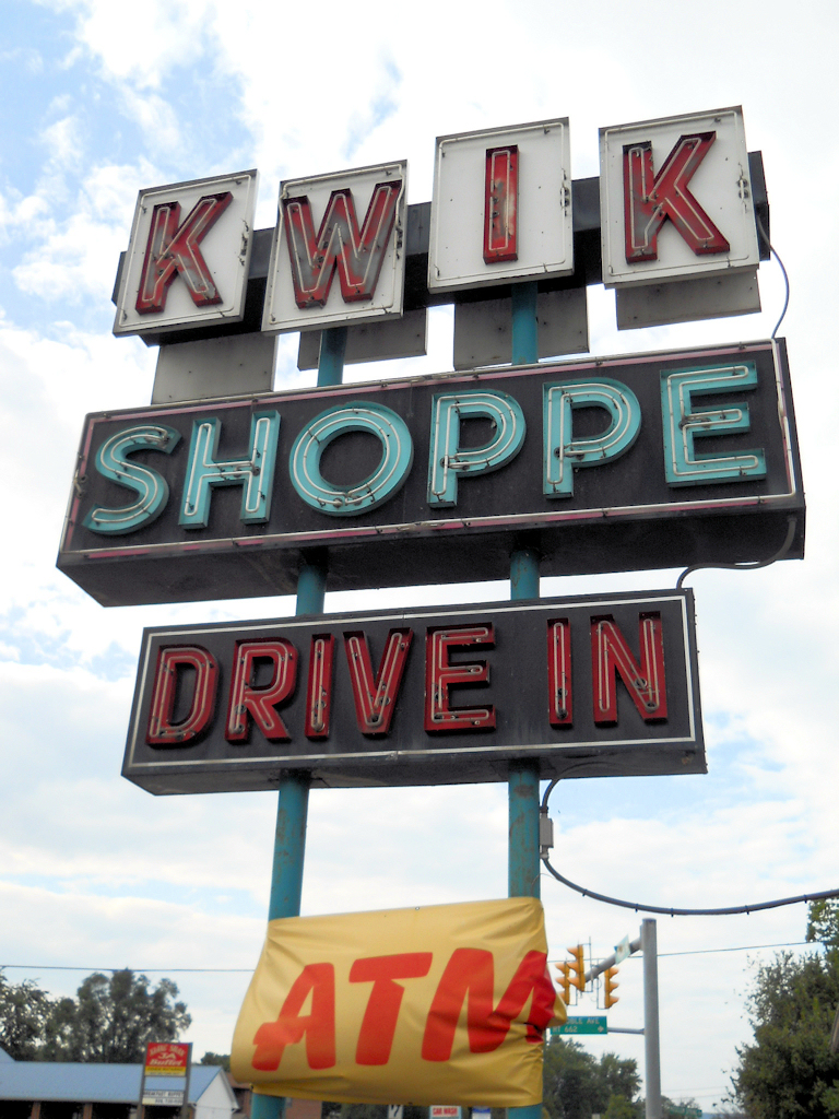 Kwik Shoppe Drive-In