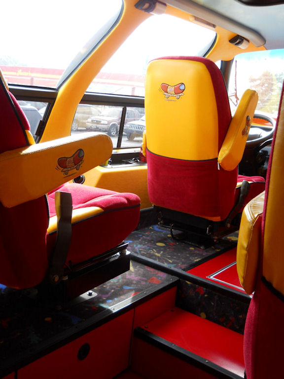 Riding the sausage express: Life aboard the Wienermobile · The ...