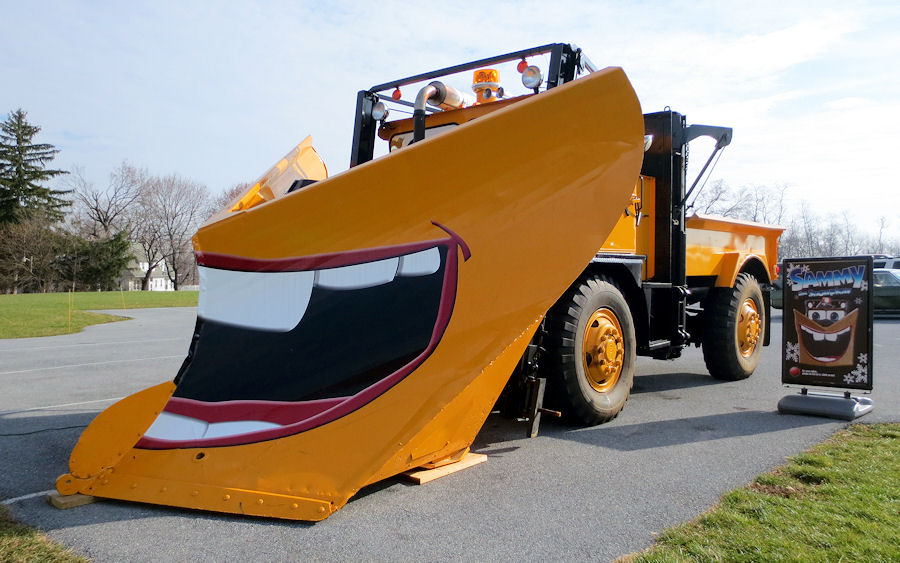 Sammy The Snow Plow