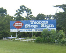 Funny Texas Billboard!