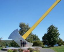 World's Largest Axe