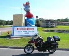 Wisconsin's Cheesy Giant Mouse